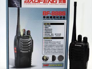 Рация Baofeng BF-888s - 2 штуки в наборе-699леев.