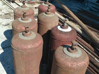 Баллоны газовые/butelii de gaz
