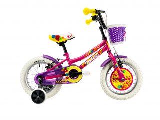 Biciclete pentru fetite cu certificat de calitate ISO 4210