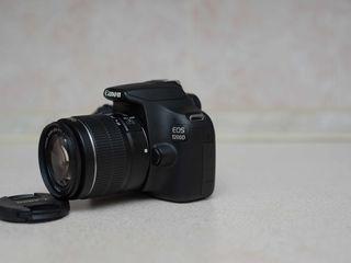 Canon 1200D kit (900 cadre)Nou