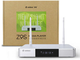 Smart TV Box Zidoo Z9S