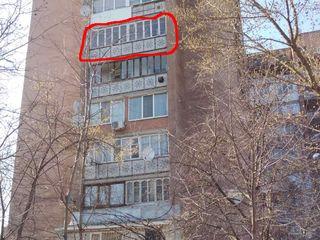 продам 3-ёх комнатную квартиру на 6 этаже в центре г. Атаки ул.Дружбы 3/21