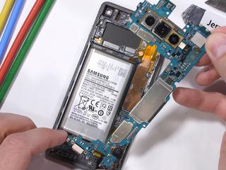 Samsung Galaxy S10 Не поддерживает зарядку? Приноси на замену разъема!