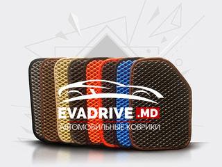 Коврики Eva Drive - Резиновые, полиуретановые и текстильные автоковрики остались в прошлом !