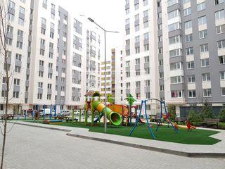 Vânzare. Apartament cu 1 odaie+living! 46 mp, Sky House, str. Grenoble, 35400€