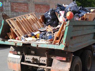 Мы вывозим строительный, бытовой, промышленный мусор