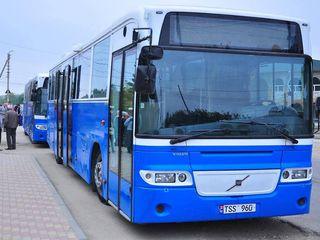 Volvo autocar