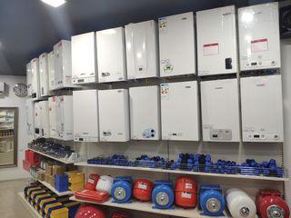 Cazane pe gaz. Газовые котлы. Большой ассортимент, низкие цены, гарантия качества.