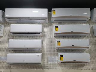 Широкий выбор кондиционеров. доступные цены гарантия монтаж