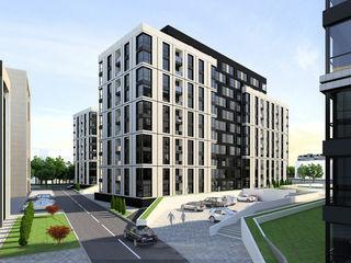Apartament cu 2 camere cu living în sectorul Buiucani - Calea Iesilor