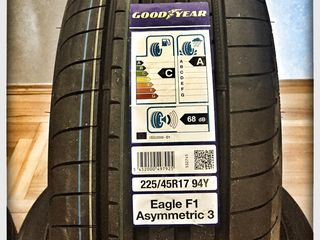 летняя Goodyear Eagle F1 Asymmetric 3 225/50 ZR17