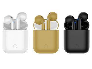 Hoco AirPods Bluetooth casti wireless fara fir. Bluetooth наушники беспроводные фирмы Hoco