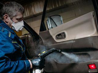 Curățătorie chimică auto în Chișinău