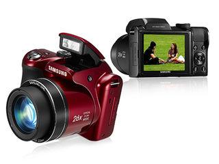 Samsung red wb110 (20.2 mega pixels, 26x zoom) stare ideala