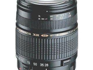 Tamron AF 28-300mm F3.5-6.3 XR Di LD p/u Sony