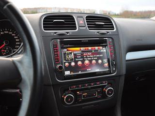 Kenwood DNX-520 VBT - VW, Skoda & Seat   7-дюймовый
