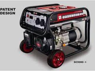 супер предложение генератор Sencisc SC5000e по супер цене