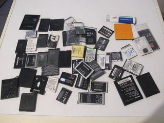 Baterii telefoane