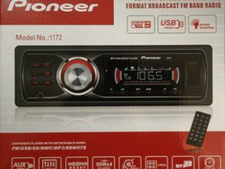Автомагнитолы mp3 pioneer usb/sd/fm. кредит!