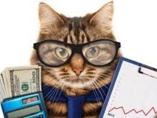 Ведём учет! Avem grija de contabilitate dvs!