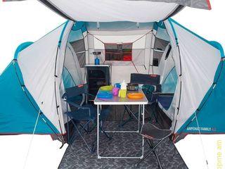 Палатка 4х местная, новая