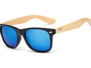 Protejeaza ochii si ramii stilat, ochelari din bambus!