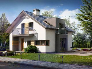 Тёплый дом, с эффективной термоизоляцией.