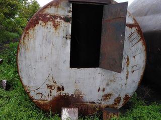 Cisterne pentru pastrarea cerealelor