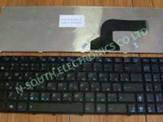 Клавиатуры на все модели ноутбуков от 200 лей !!!