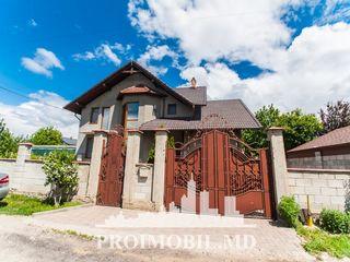 s.Bubuieci! casă 2 nivele, 5 camere separate, full mobilată! 128 mp + 7 ari!