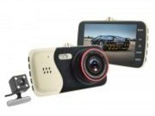 Автомобильный видеорегистратор dvr carcam z810 + выносная камера novatek. кредит!