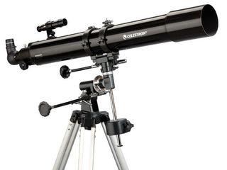Телескоп Celestron Powerseeker 80EQ (21048). Возможность покупки в кредит.