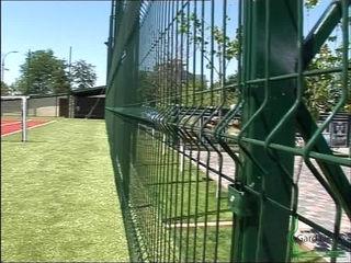Забор евро140 лей сетка