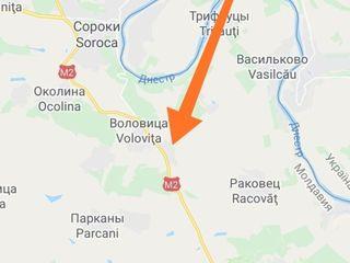 Teren in Volovita destinatie Constructie