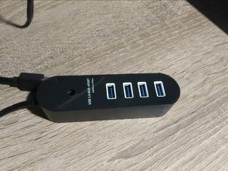 USB 3.0 Hub, 4 port