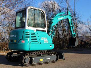 Mini excavator SWE25B