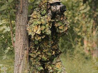 Костюмы маскировочные для охоты леса и рыбалки - все запакованное