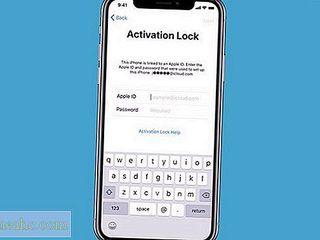 Разблокировка icloud IPhone