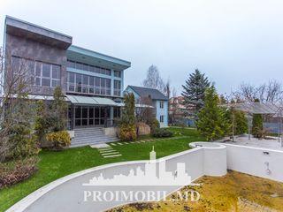 Condrița! casă  lux, 3 camere spațioase, design unic, zonă verde! 425 mp!