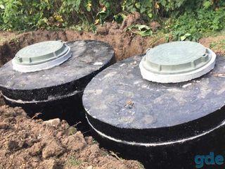 Sapam canalizare, transee pentru canalizare, septic WC afara   Sapam manual si mecanizat.
