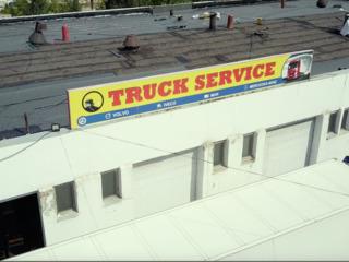 Ремонт грузового транспорта