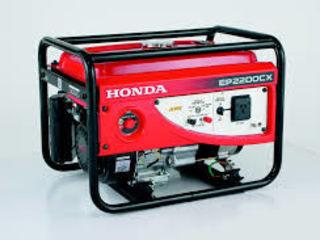 Генераторы .Generatoare. Электростанции  Honda.Kipor.Weima.TRIO