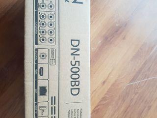 новый Запечатаный Denon dn-500bd
