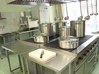 Плиты промышленные для кухни детсада, школы, кафе, столовой