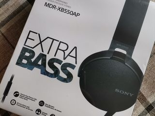 Sony MDR-XB550AP originale