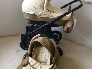 Carucior pentru fetita sau băiețel 2800lei