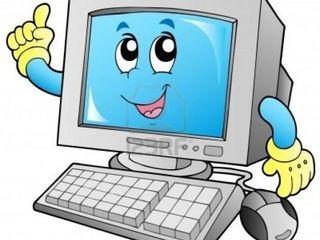 Обслуживание компьютера на дом! Любые компьютерные компоненты!