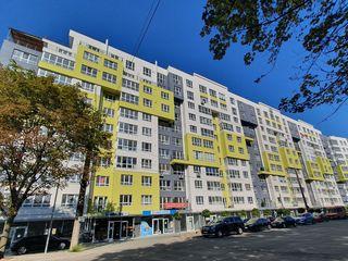 Se vinde un apartament cu 2 camere! Variantă albă! 2 balcoane, str. Deleanu