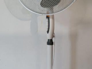 Вентилятор Saturn. Ventilator de podea Saturn.