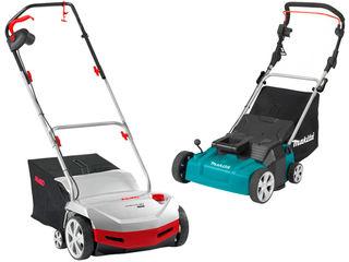 Аэраторы - Скарификаторы электрические и бензиновые